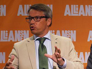 Göran Hägglund Swedish politician