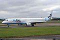G-FBEA Embraer E-190-200 (E-195) FlyBe MAN 08SEP07 (6863023805).jpg