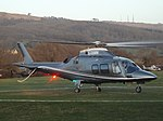G-GBMM Agusta A109 Helicopter Castle Air Ltd (34101901760).jpg