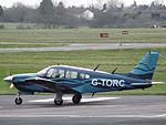 G-TORC Piper 28 Arrow (23962348864).jpg