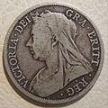 GREAT BRITAIN, VICTORIA -HALF CROWN 1894 b - Flickr - woody1778a.jpg