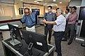 GSM Project Members Visit NDL With NCSM Officers - NCSM - Kolkata 2018-02-22 8026.JPG