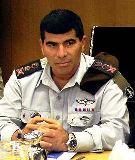 Gabi Ashkenazi Chief of General Staff of the Israel Defense Forces