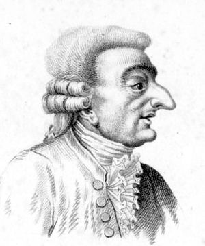 Gaetano Pugnani - Gaetano Pugnani by August Riedel