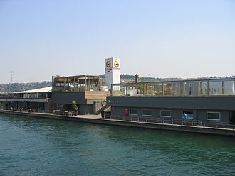 Galatasaray S.K. - Galatasaray Islet on the Bosphorus