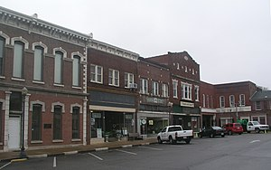 Gallatin, Tennessee - Downtown Gallatin