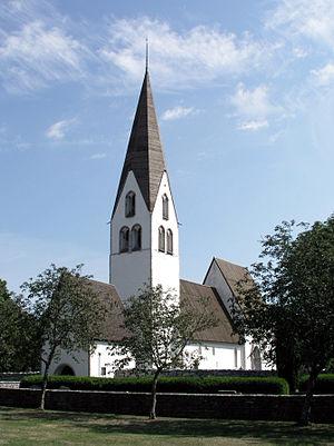 Garde, Gotland - Garde Church