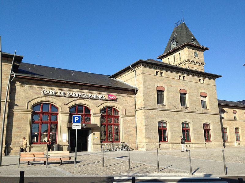Gare de Sarreguemines