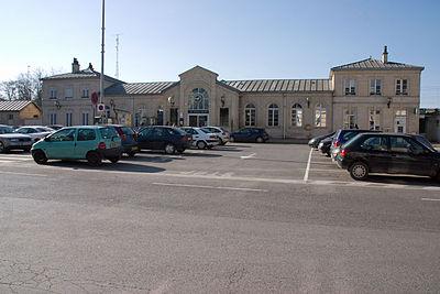 Bahnhof Chantilly-Gouvieux