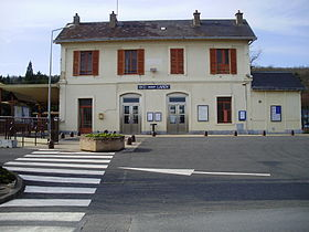 Image illustrative de l'article Gare de Lardy