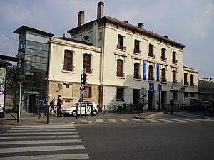 Vitry-sur-Seine (Paris RER) - Image: Gare de Vitry sur Seine 01