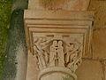 Gargilesse-Dampierre (36) Église Saint-Laurent et Notre-Dame Chapiteau 10.JPG