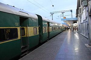 Garib Rath Express - Secunderabad-Yesvantpur Garibrath Express
