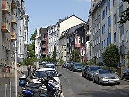 Gartenstraße in Meine