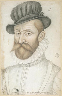 Gaspard de Saulx Marshal of France
