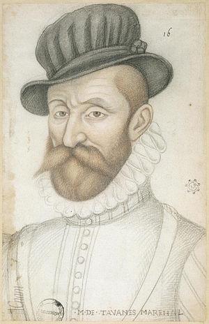 Gaspard de Saulx - Gaspard de Saulx