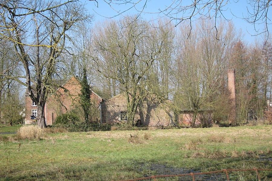 Boerderij, Gasthuisstraat 92, Merchtem