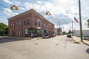 Gaston, Indiana - Image: Gaston, Indiana