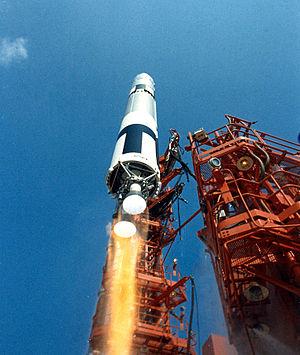 Gemini 9A - Gemini 9A launch from LC-19