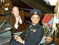 General Habibollah Khamene in F-16 cockpit.jpg