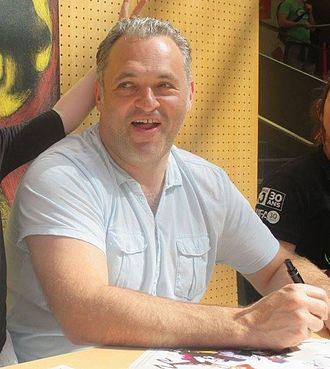 Hotel Transylvania 2 - Director Genndy Tartakovsky at the 2015 Annecy International Animated Film Festival