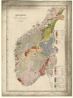 geologisk kart Geologisk kart – Wikipedia geologisk kart