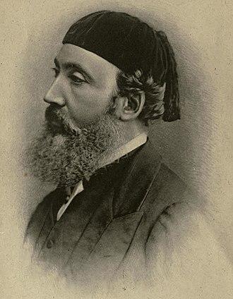 George Butler (1819–1890) - Butler, date unknown
