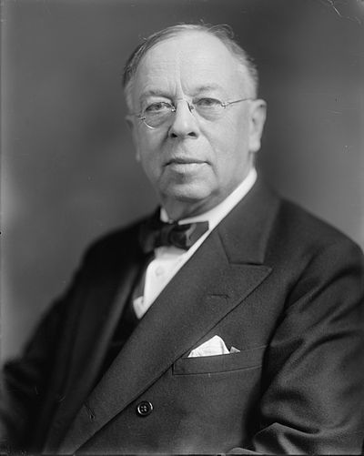 Chamberlain during his tenure in the 1920s