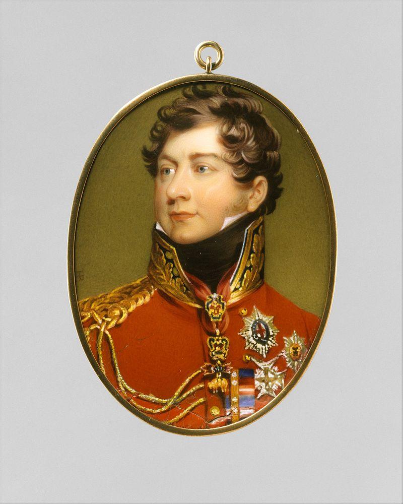 George IV (1762–1830) as Prince Regent, after Lawrence MET DT200600.jpg