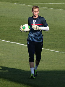 George Long England Sheffield United 2013.JPG