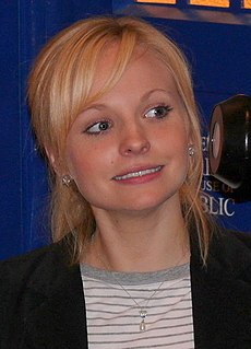 Georgia Tennant English actress