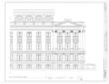 Georgia State Capitol, Capitol Square, Atlanta, Fulton County, GA HABS GA,61-ATLA,3- (sheet 23 of 52).png