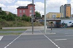 Neue Straße in Gera