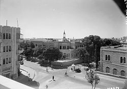 German Hospital Jerusalem 07