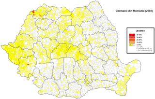Germans of Romania Ethnic minority in Romania