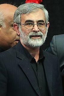 Gholam-Hossein Elham Iranian politician