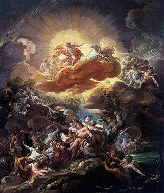 Giaquinto, Corrado - The Birth of the Sun and the Triumph of Bacchus - 1762.jpg