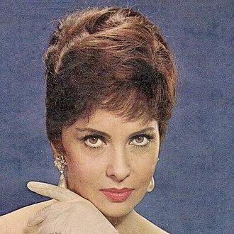 Gina Lollobrigida - in 1963