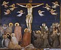 Giotto, Lower Church Assisi, Crucifixion 01.jpg