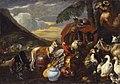 Giovanni Benedetto Castiglione - Haustiere und Gerätschaften - 998 - Bavarian State Painting Collections.jpg