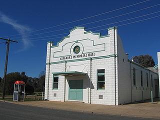 Girgarre, Victoria Town in Victoria, Australia