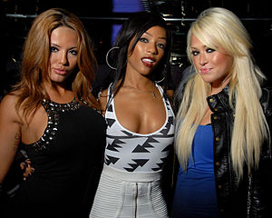 Girlicious discography - Girlicious at Mi6, West Hollywood, CA on October 14, 2009