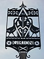 Girton village sign.JPG