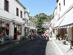 Gjirokaster, street 3