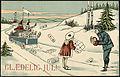 Glædelig Jul! - julekort ca 1909.jpg