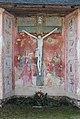 Gnesau Zedlitzdorf Friedhof Kapelle mit Kruzifix 09122015 9457.jpg