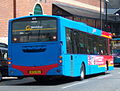 Go North East bus 4979 Volvo B7RLE Wrightbus Eclipse NK54 NUJ in Newcastle 9 May 2009.jpg