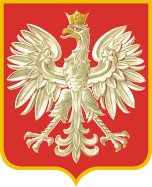 Provisional Government of the Republic of Poland - Image: Godło II Rzeczypospolitej