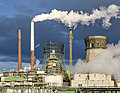 Godorf Cologne Rhineland-Refinery-Cooling-Towers-during-demolition-02.jpg