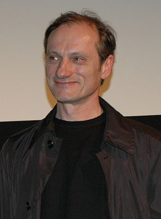 Revanche (film) - Götz Spielmann at the presentation of  Revanche at the crossing Europe film festival in Linz, late April 2008